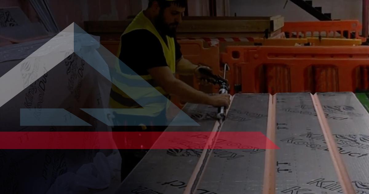 Paneles Kingspan para climatización