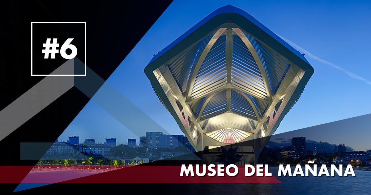 Museo del Mañana, edificio singular