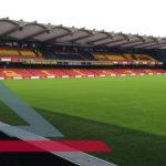 Obra Arce Clima ciudad deportiva Watford