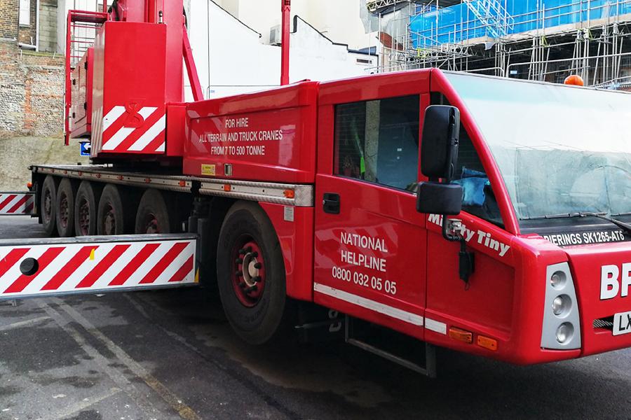 Climatización y Protección Contra Incendios en Reino Unido