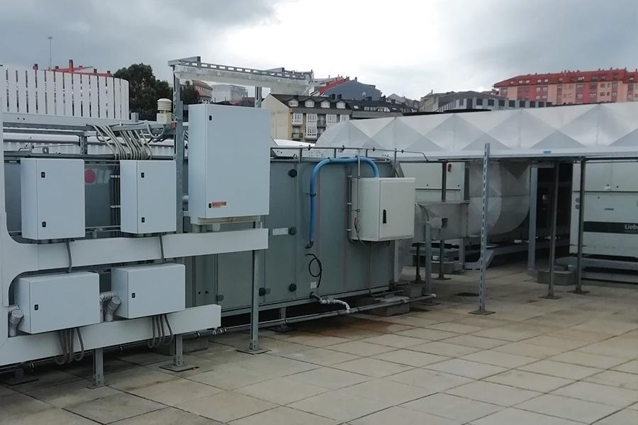 El expertise de Arce Clima climatizando Data Centre