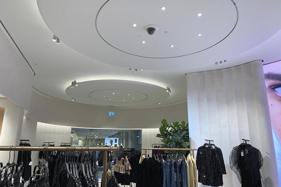 Proyecto de climatización en local comercial del Shopping Centre Bluewater